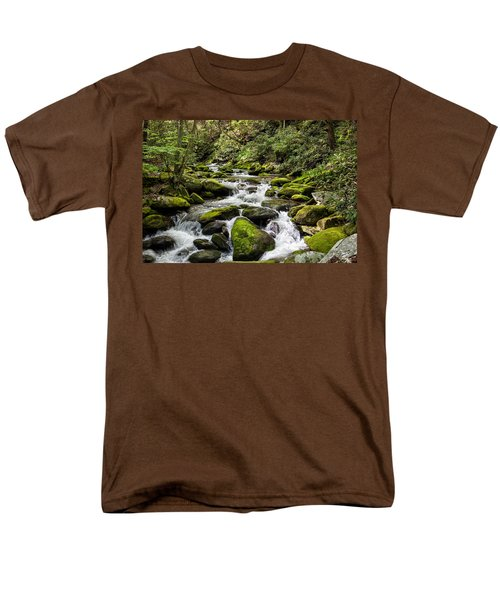Mossy Creek Men's T-Shirt  (Regular Fit) by Ronald Lutz