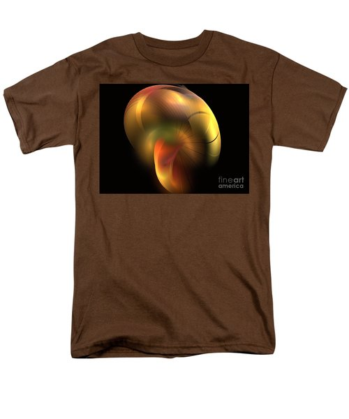 Mushroom Men's T-Shirt  (Regular Fit) by Kim Sy Ok