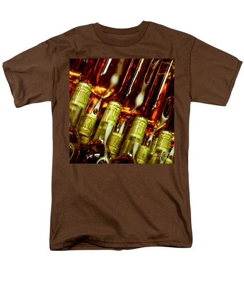 New Wine Men's T-Shirt  (Regular Fit) by Lainie Wrightson