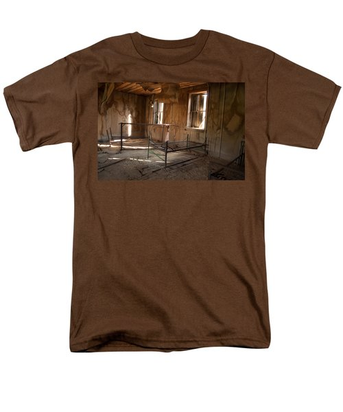 Men's T-Shirt  (Regular Fit) featuring the photograph No More Time To Sleep by Fran Riley