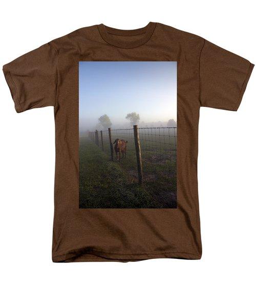 Nubian Goat Men's T-Shirt  (Regular Fit) by Lynn Palmer