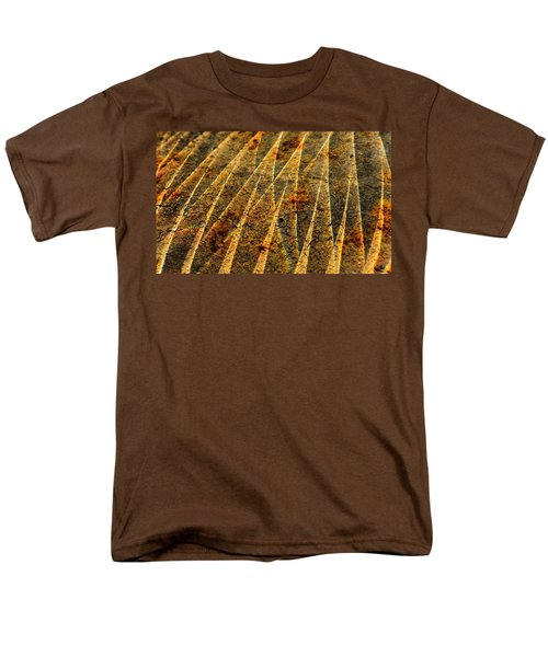 Points Of Light Men's T-Shirt  (Regular Fit) by Susan Capuano