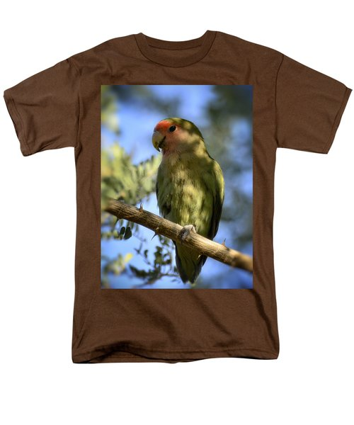 Pretty Bird Men's T-Shirt  (Regular Fit) by Saija  Lehtonen