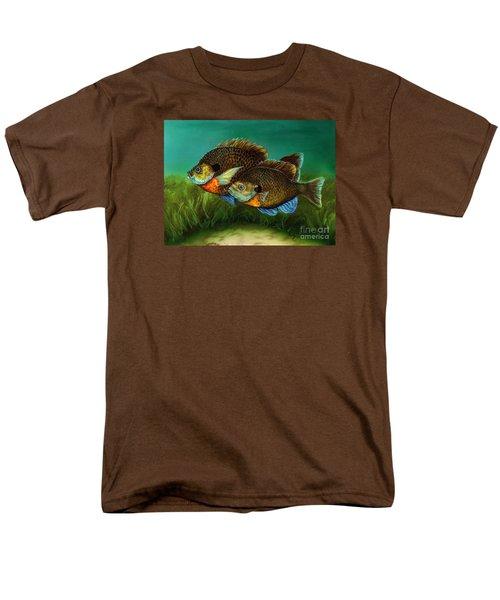 Pretty Little Panfish Men's T-Shirt  (Regular Fit)