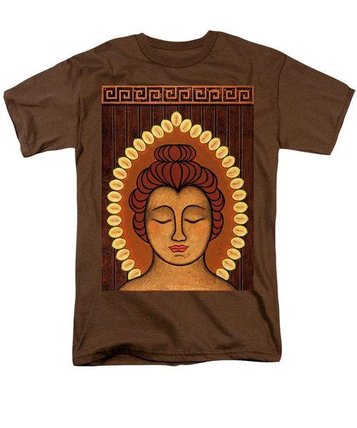 Radiant Peace Men's T-Shirt  (Regular Fit) by Gloria Rothrock