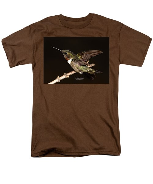 Men's T-Shirt  (Regular Fit) featuring the photograph Ready Set Go Hummer by Randall Branham