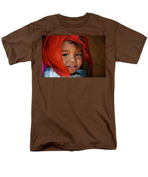 Sarangkot Baabu Men's T-Shirt  (Regular Fit) by Valerie Rosen