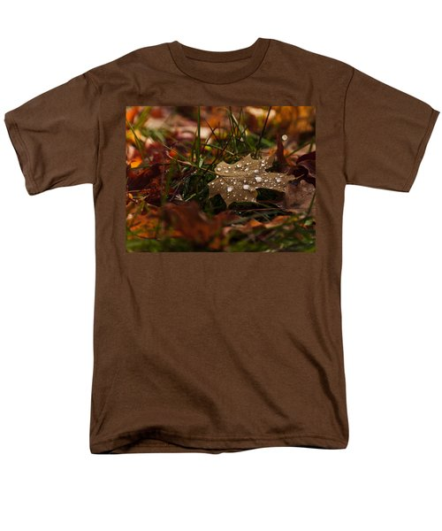 Men's T-Shirt  (Regular Fit) featuring the photograph Sparkling Gems by Cheryl Baxter
