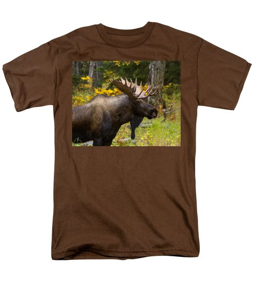 Men's T-Shirt  (Regular Fit) featuring the photograph Standing Proud by Doug Lloyd