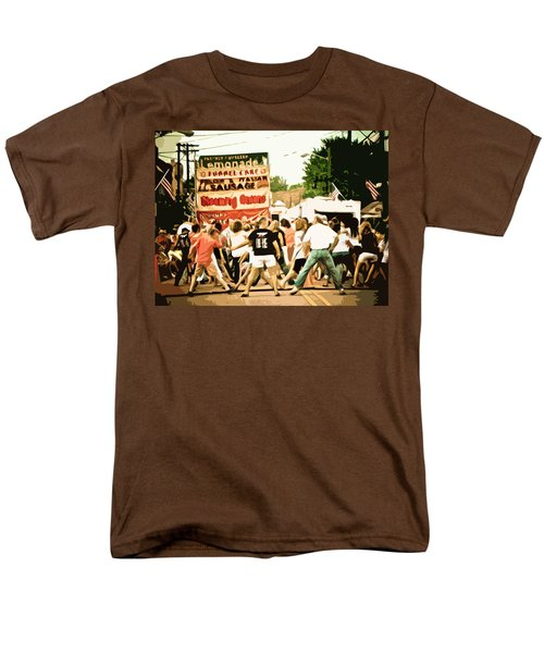 Street Dance Men's T-Shirt  (Regular Fit) by Jessica Brawley