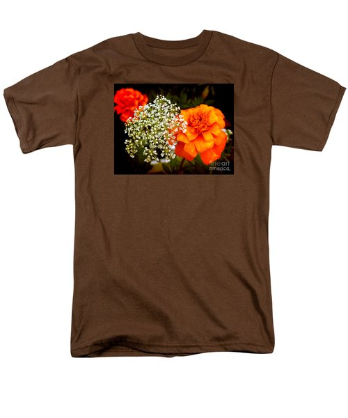 Men's T-Shirt  (Regular Fit) featuring the photograph Summer by Milena Ilieva