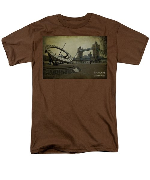 Men's T-Shirt  (Regular Fit) featuring the photograph Timepiece. by Clare Bambers