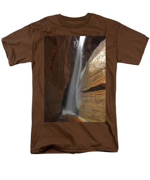 Water Canyon Men's T-Shirt  (Regular Fit) by Susan Rovira