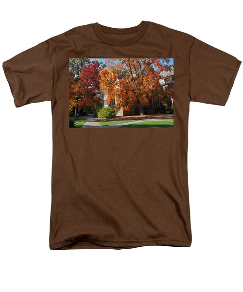 Men's T-Shirt  (Regular Fit) featuring the photograph WPA by Joseph Yarbrough