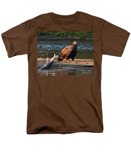 Men's T-Shirt  (Regular Fit) featuring the photograph Young And Wise by Cheryl Baxter