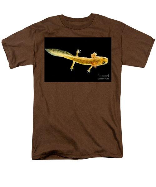 California Giant Salamander Larva Men's T-Shirt  (Regular Fit) by Dant� Fenolio