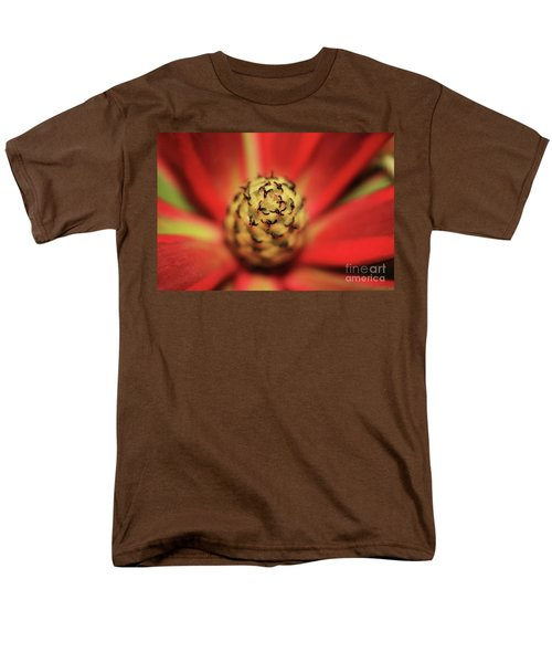 Men's T-Shirt  (Regular Fit) featuring the photograph Centrifugal by Stephen Mitchell