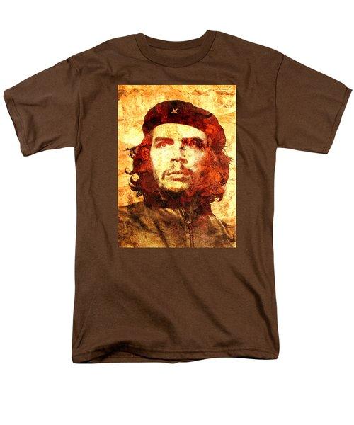 Che Guevara Men's T-Shirt  (Regular Fit) by J- J- Espinoza