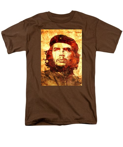 Che Guevara Men's T-Shirt  (Regular Fit)