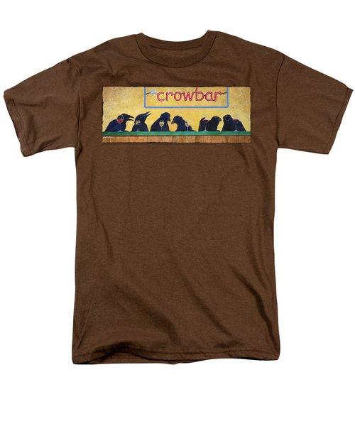 Crowbar Men's T-Shirt  (Regular Fit) by Will Bullas