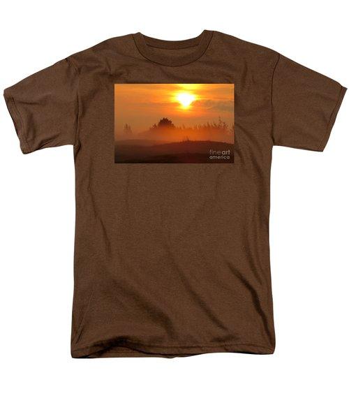 Emergence Men's T-Shirt  (Regular Fit)