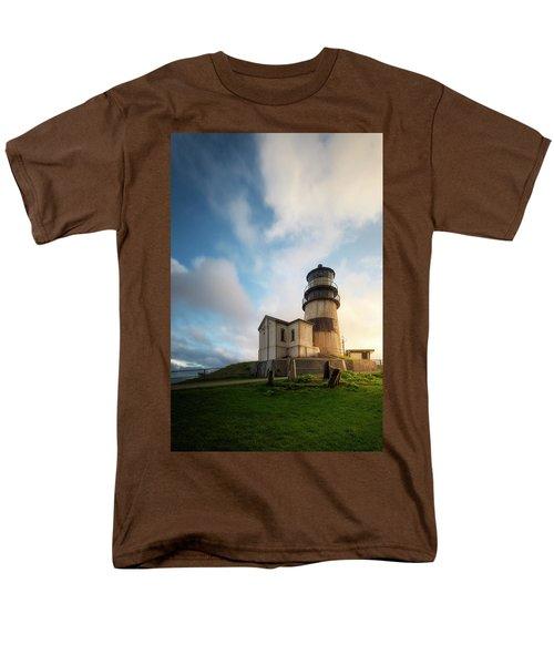 Men's T-Shirt  (Regular Fit) featuring the photograph First Light by Ryan Manuel