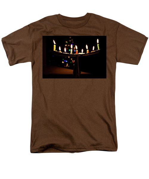 Men's T-Shirt  (Regular Fit) featuring the photograph Happy Holidays by Susan Stone
