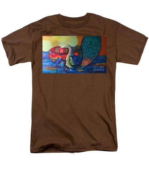 Life Men's T-Shirt  (Regular Fit) by Sanjay Punekar