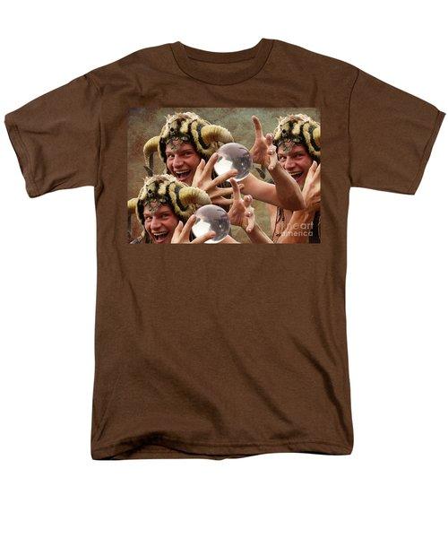 Magic Man Men's T-Shirt  (Regular Fit) by Bob Christopher