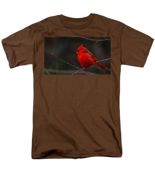 Men's T-Shirt  (Regular Fit) featuring the photograph Quality Quiet Time  by John Harding
