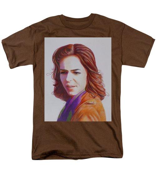 Self-portrait Men's T-Shirt  (Regular Fit)