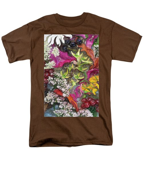 Summer Still Life Men's T-Shirt  (Regular Fit) by Vladimir Kholostykh