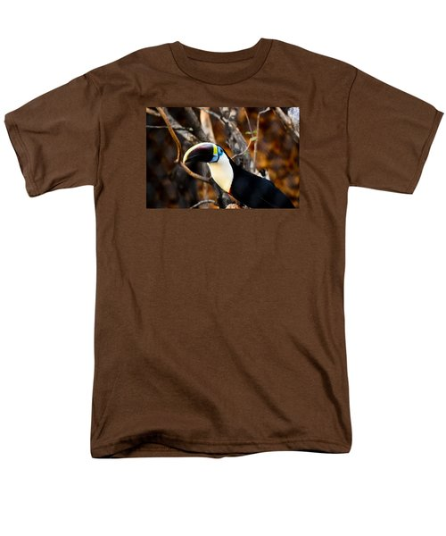 Toucan Men's T-Shirt  (Regular Fit) by Daniel Precht