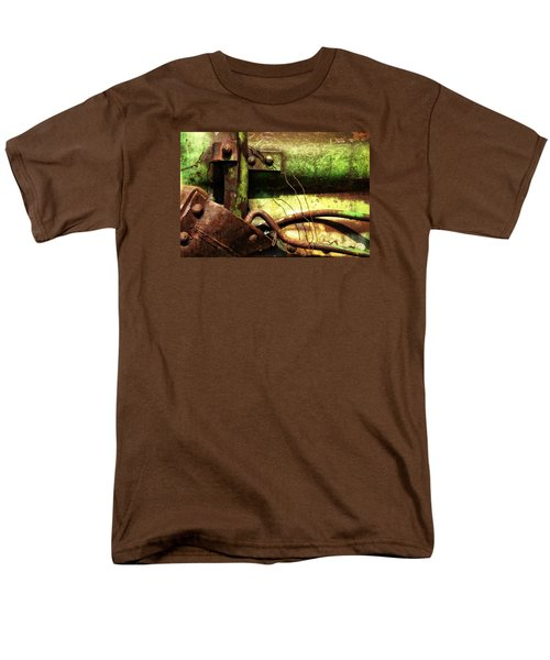 Wired Men's T-Shirt  (Regular Fit) by Newel Hunter