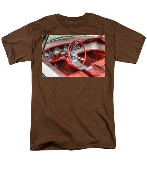 1962 Thunderbird Dash Men's T-Shirt  (Regular Fit) by Jerry Fornarotto