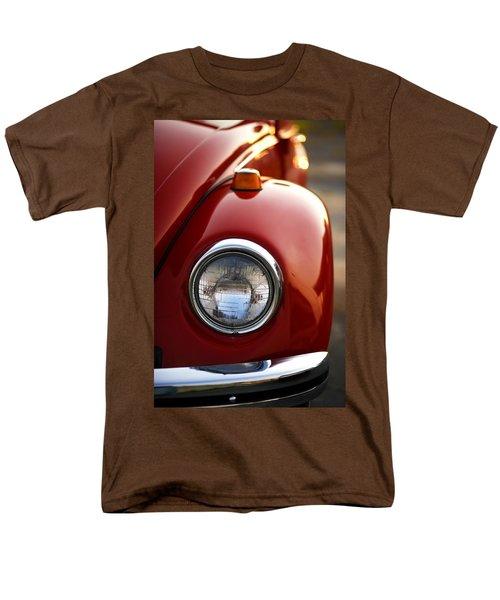 1973 Volkswagen Beetle Men's T-Shirt  (Regular Fit) by Gordon Dean II