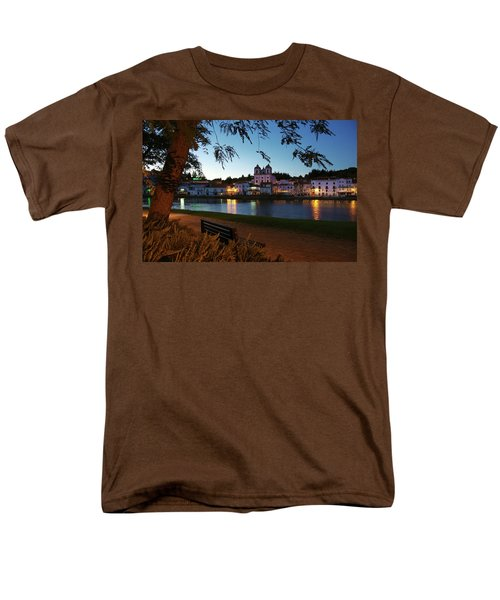 Men's T-Shirt  (Regular Fit) featuring the photograph Alcacer Do Sal by Carlos Caetano