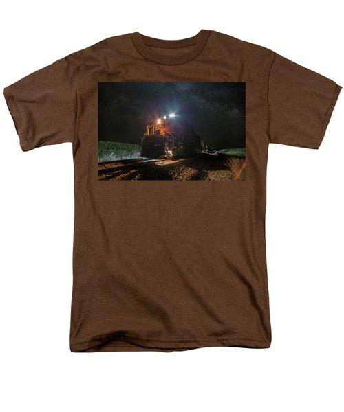 Night Train  Men's T-Shirt  (Regular Fit)