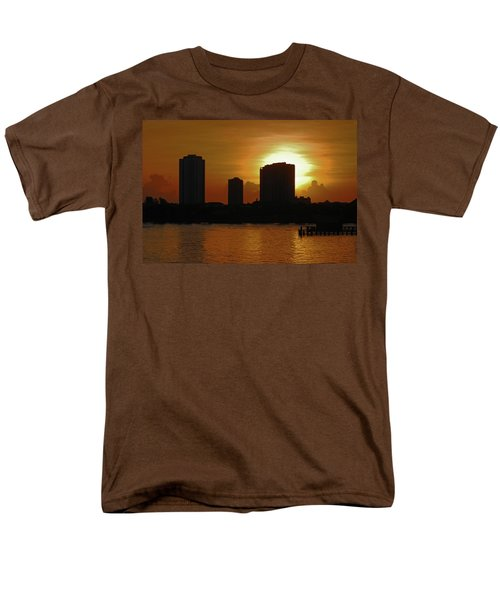 Men's T-Shirt  (Regular Fit) featuring the photograph 2- Singer Island by Joseph Keane