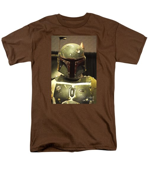 The Real Boba Fett Men's T-Shirt  (Regular Fit) by Micah May
