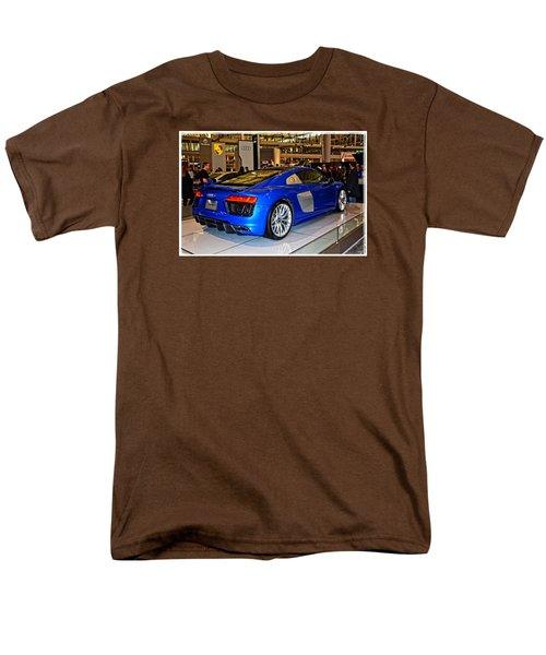 2016 Audi R8 Men's T-Shirt  (Regular Fit)