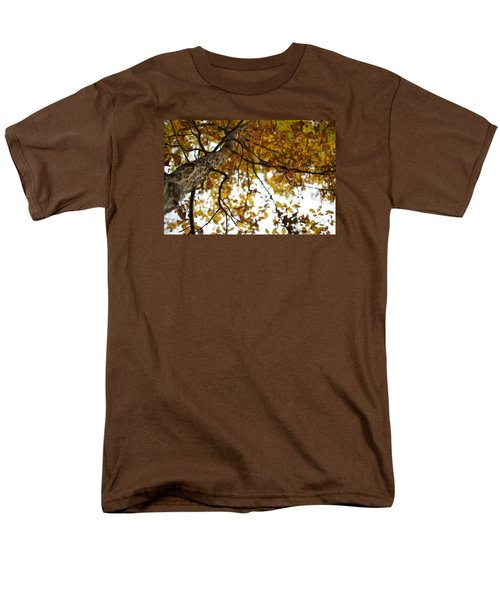 Fall Men's T-Shirt  (Regular Fit) by Heidi Poulin