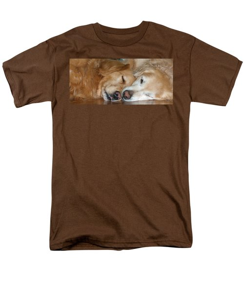 Men's T-Shirt  (Regular Fit) featuring the photograph Love by Rhonda McDougall