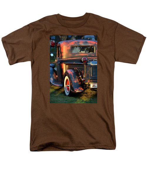 Classic Ford Pickup Men's T-Shirt  (Regular Fit) by Dean Ferreira