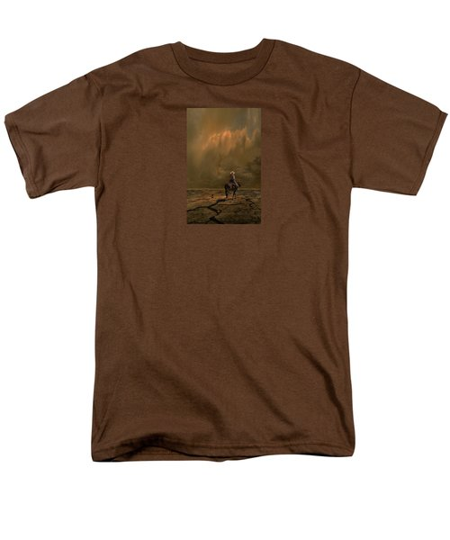 Men's T-Shirt  (Regular Fit) featuring the photograph 4378 by Peter Holme III