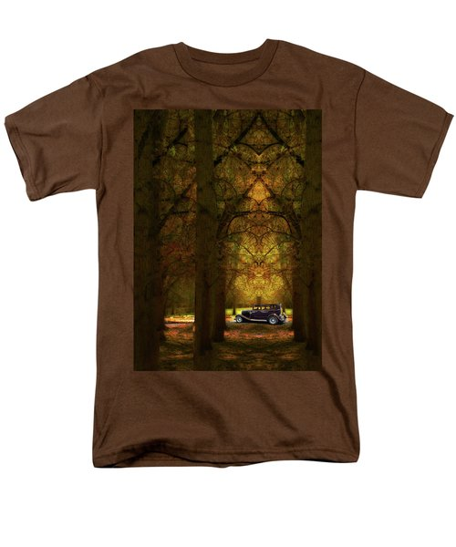 Men's T-Shirt  (Regular Fit) featuring the photograph 4390 by Peter Holme III