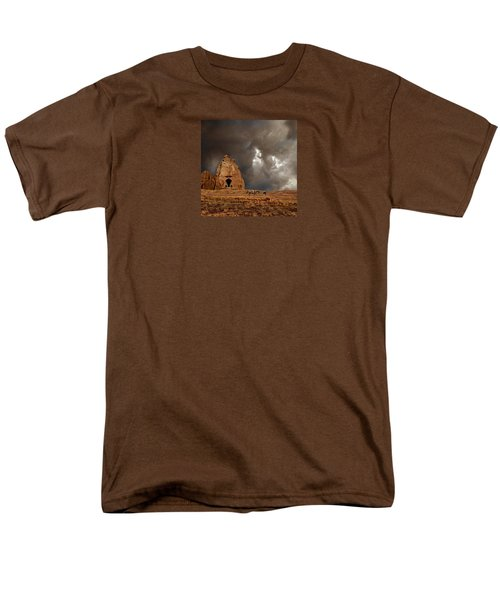 Men's T-Shirt  (Regular Fit) featuring the photograph 4398 by Peter Holme III