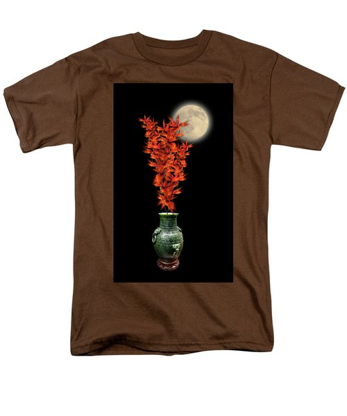 Men's T-Shirt  (Regular Fit) featuring the photograph 4406 by Peter Holme III
