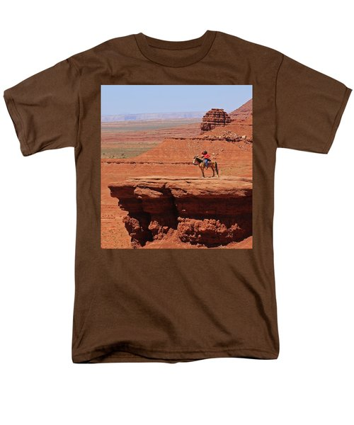 Grand Canyon Men's T-Shirt  (Regular Fit) by Ronald Olivier