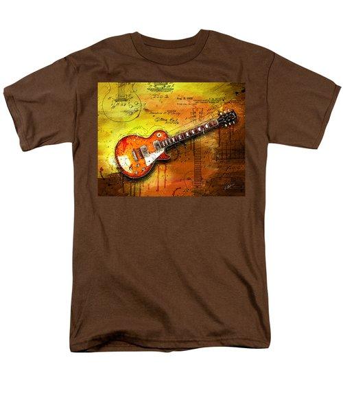 55 Sunburst Men's T-Shirt  (Regular Fit) by Gary Bodnar
